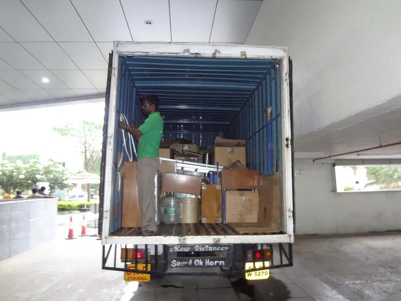 Best packers and movers in For Local Shifting