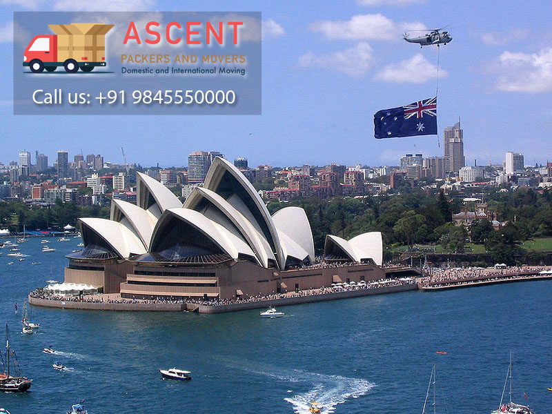 Packers Movers in Australia